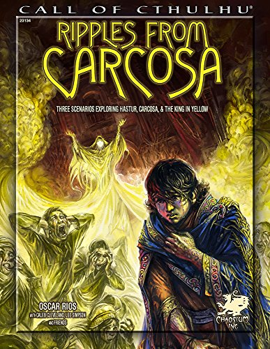 Ripples from Carcosa